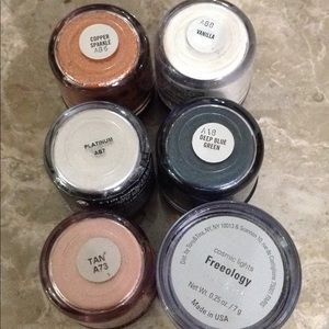Mac pigments bundle